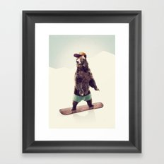 Board Framed Art Print