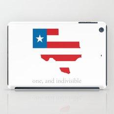 7th Flag of Texas iPad Case