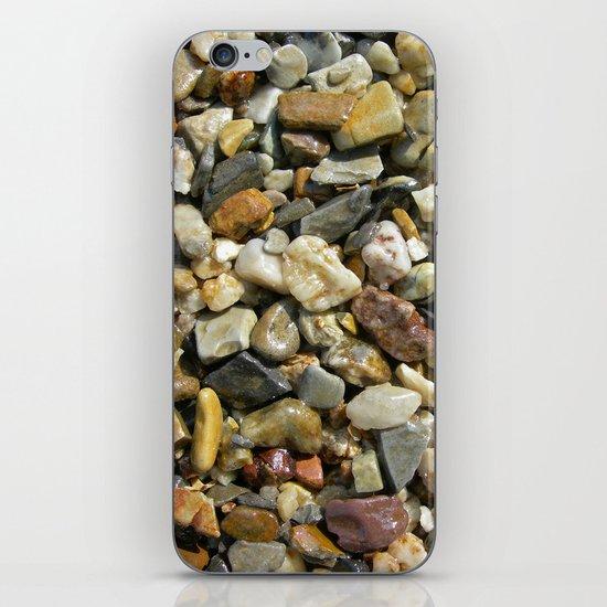 pebble stone I iPhone & iPod Skin