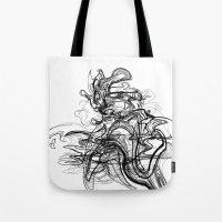 Kaiju /  Codename: Fo4rf… Tote Bag