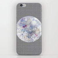 Water Bubble iPhone & iPod Skin
