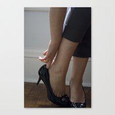 Shoes 1 Canvas Print