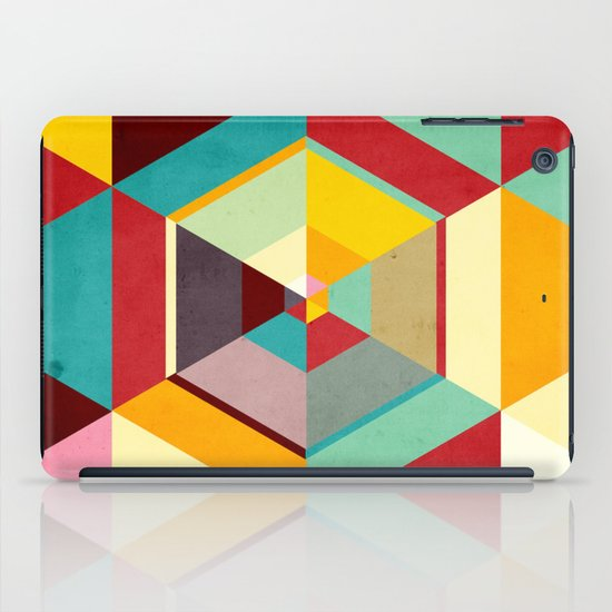 Color Mess iPad Case