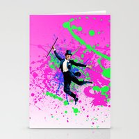 Astaire Fred, still dancing. Stationery Cards