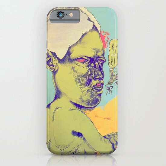 c-c-c-combo breaker iPhone & iPod Case