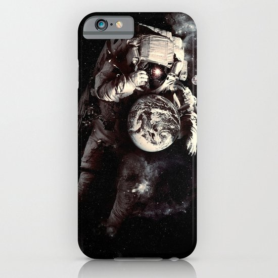 It's A Small World After All iPhone & iPod Case