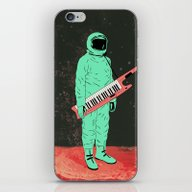 iPhone & iPod Skin featuring Space Jam by Chase Kunz