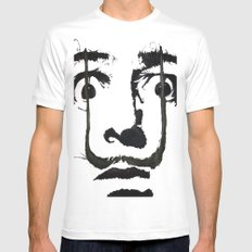 I Am Drugs ( Salvador Da… Mens Fitted Tee White SMALL