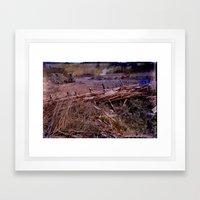 Centralia Outback, Revis… Framed Art Print