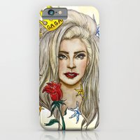 iPhone & iPod Case featuring Goddess of LOVE by ArtEleanor