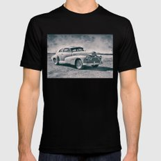Pontiac At Sonoita Mens Fitted Tee Black SMALL