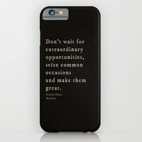 Seize Common Occasions iPhone 6 Slim Case
