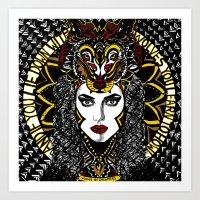 Bohemian Dreamers Art Print