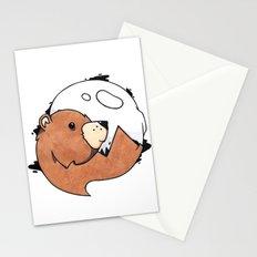 Moonbear Stationery Cards