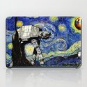 Starry Night versus the Empire iPad Case
