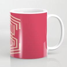 Cisko Mixed Letter Mug