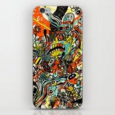 Triefloris iPhone & iPod Skin