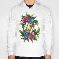 A Moth to the Flame Hoody