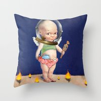 play-time Throw Pillow