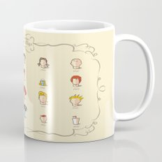 The Marvelous Cartoon Wigs Museum Mug