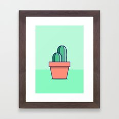 Don Pincho Framed Art Print