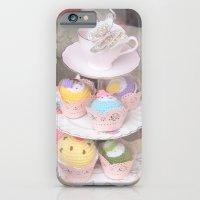 Cupcake Tower iPhone 6 Slim Case