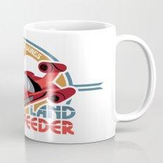 Landspeeder Mug