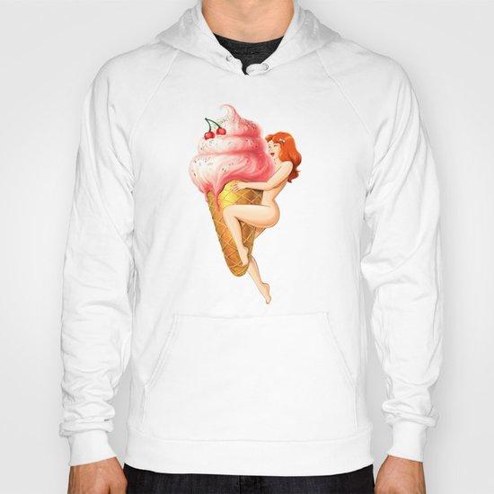 Ice Cream Girl Hoody
