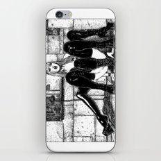 asc 355 - L'orgueil puni (The punishment of Arachne) iPhone & iPod Skin