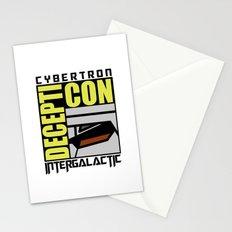 Decepti-Con Stationery Cards