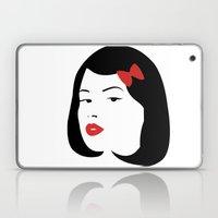 Girl #4 Laptop & iPad Skin