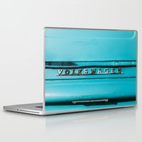 vw Laptop & iPad Skins featuring vw by shine