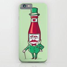 Sir Fancy Ketchup Slim Case iPhone 6s