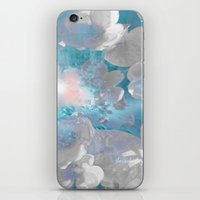 Art Of A Flower For Mich… iPhone & iPod Skin