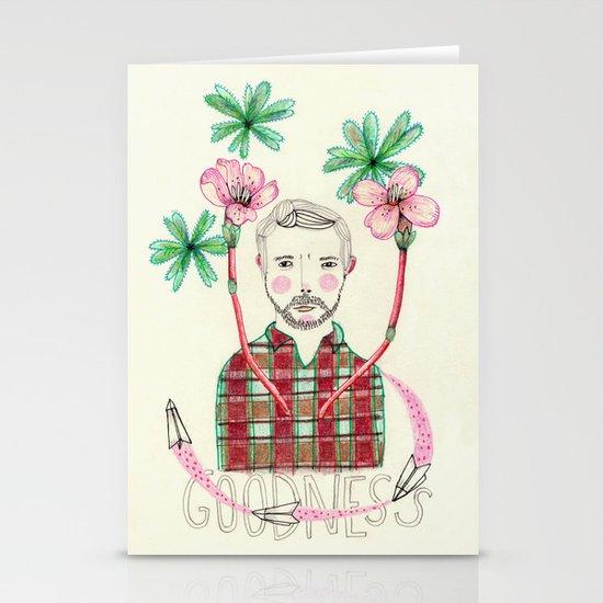 Goodness Stationery Card