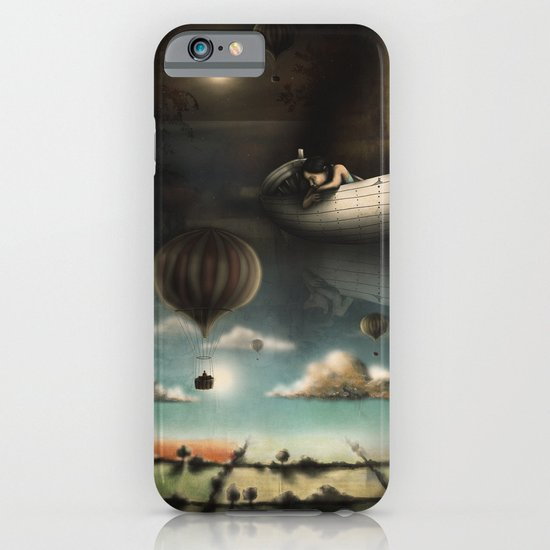 Above, Below, & Beyond iPhone & iPod Case
