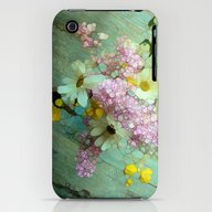 Country Flowers iPhone (3g, 3gs) Slim Case