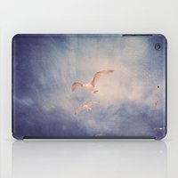 brighton seagulls 2 iPad Case