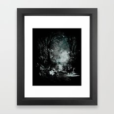 wish you the best my kid Framed Art Print
