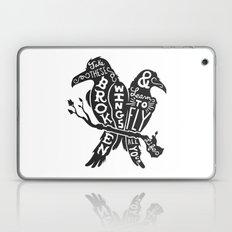 Blackbirds Singing Laptop & iPad Skin