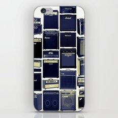 Amped Dreams iPhone & iPod Skin
