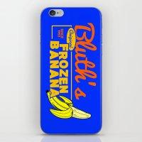 Bluth's Frozen Banana iPhone & iPod Skin