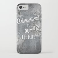 adventure iPhone & iPod Cases featuring Adventure by Zach Terrell