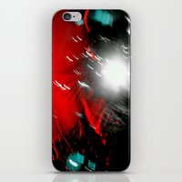 Red Flash With A Little … iPhone & iPod Skin