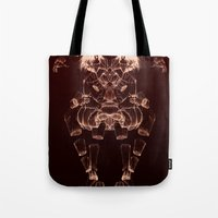 The Beast Inside 2 Tote Bag