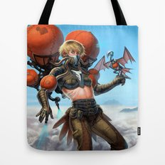 -Air- Tote Bag