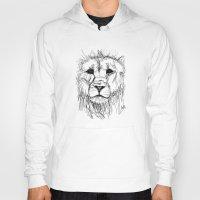 Gesture Lion Hoody