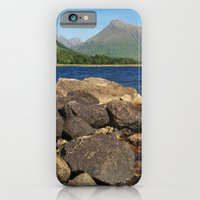 iPhone & iPod Case featuring At Gualachulain by Steve Watson