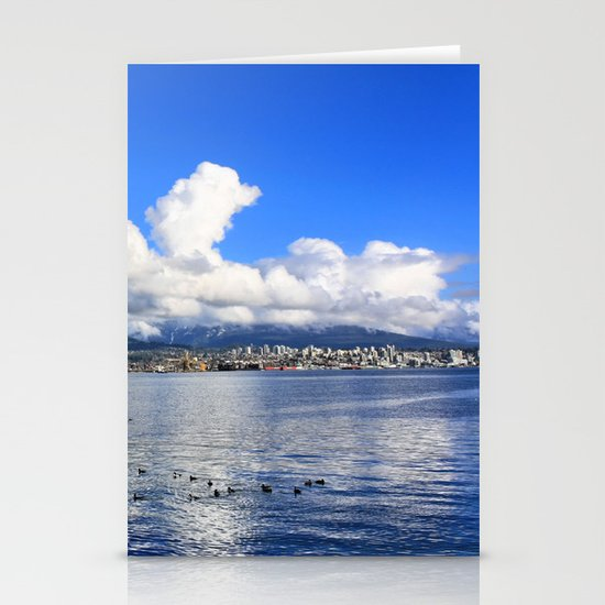 North Vancouver Stationery Card