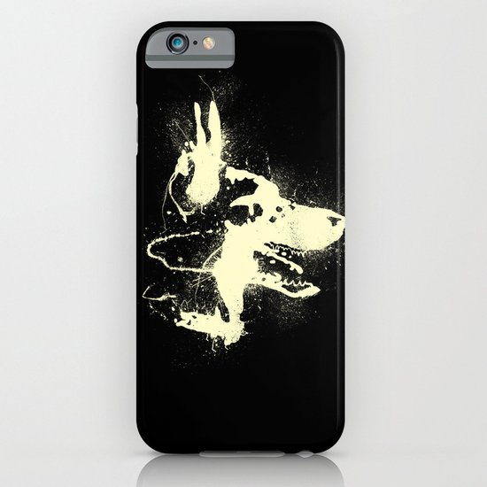 watchdog iPhone & iPod Case